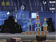 Флеш игра Злые Птички в Рио